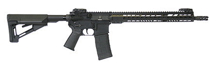 "ArmaLite M15TAC16 M-15 Tactical Rifle Semi-Automatic 223 Remington/5.56 NATO 16"" 30+1 Magpul STR Blk"