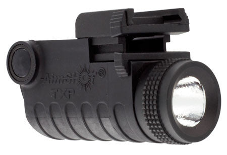 Aimshot TXP TXP Pistol LED Rail-Mount Light 130 Lumens Lithium Ion Black