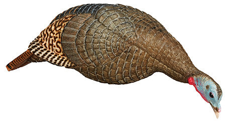 Hunters Specialties 07603 Penny Snood Feeder Hen Turkey Decoy