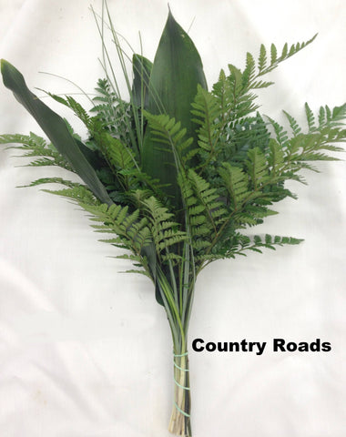 Country Roads Bouquet - 15 pack