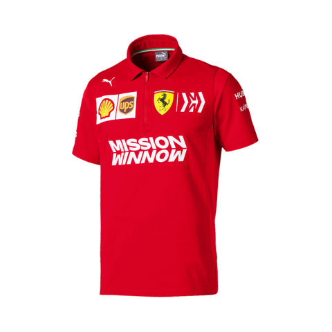 Ferrari 2019 Team Polo Shirt