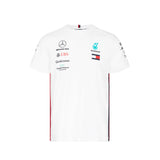 Mercedes AMG Racing 2019 Team T-shirt - White