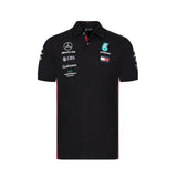 Mercedes AMG Racing 2019 Team Polo shirt - black