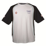Aston Martin Racing 2011 Gulf T-shirt - Adults