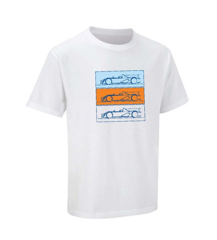 Aston Martin Racing Car T-shirt - Mens
