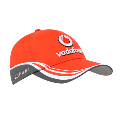 Vodafone McLaren Mercedes 2013 Jenson Button Cap - Kids