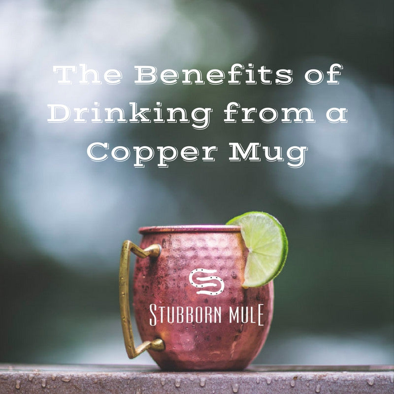 The Benefits of Drinking from a Copper Mug