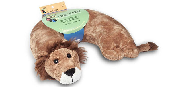 Critter Piller Kids Neck Pillow