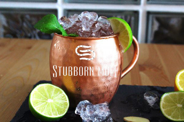 Ingredients in how to make a moscow mule