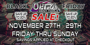 Ultra Savings this Black Friday weekend