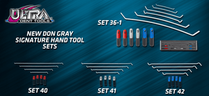 Introducing the New Don Gray Signature Hand Tool Sets