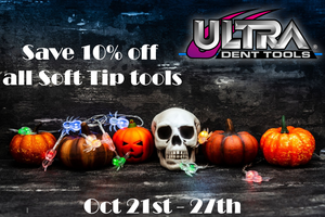 10% off Monster Mash Soft Tip tools Sale Oct 21st - 27th