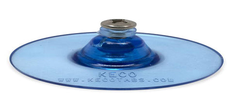 410-8075-Is:  Keco Super Tab Ice 3 Smooth Round Glue Pulling