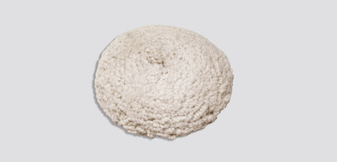 A102 - Large Wool Buffing Pad Accessories