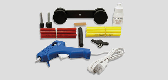 A34B:  B-100 Bridge Puller Kit (Dent Out) Glue Pulling