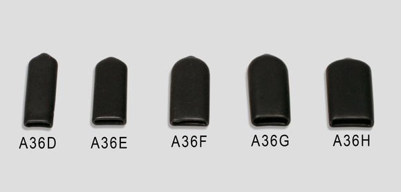 A36D - X-Small Hard Plastic Cap For Bladed Tools 3/16 & 1/4 Accessories