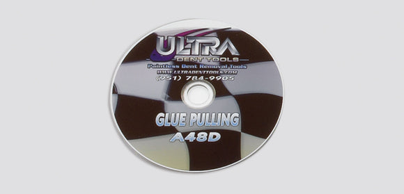 A48D - Glue Puller Instructional Video 22 Min Dvd Videos And Software