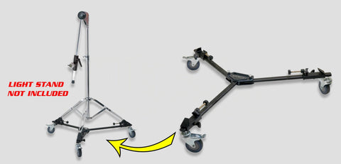 A51Rtd - Ravelli Tripod Dolly Lighting & Electrical