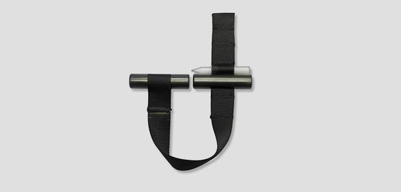 A8D - Adjustable Double Hail Strap W/a25 Punch 30 Accessories