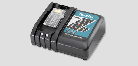 Dc18Rc - Generic Makita 18V Rapid Charger For A4Bp-Led3 Mini Light Lighting & Electrical