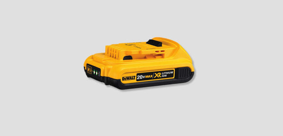 Dcb203 - Dewalt 20V Max Xr 2.0Ah Lithium Ion Battery Lighting & Electrical