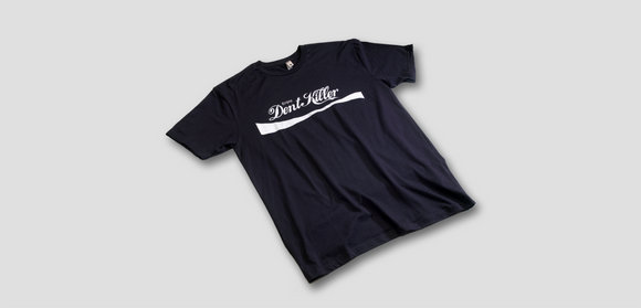 Dent Killer Black T-Shirt Apparel