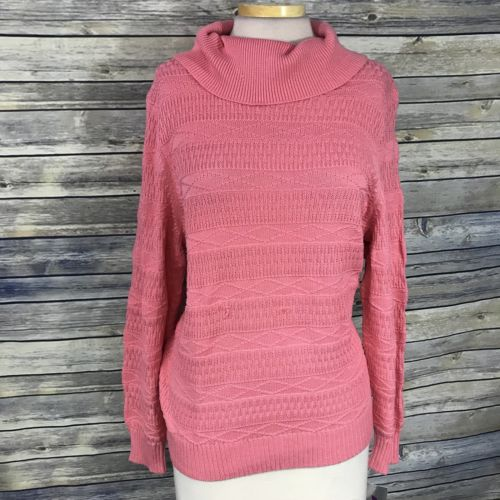 Large Alia Chunky Knit Sweater Brand New With Tags Retails For $45