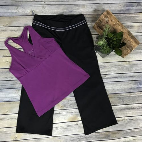 2 pcs Womens Athletic clothing lot outfit Size Small by Old navy -D1