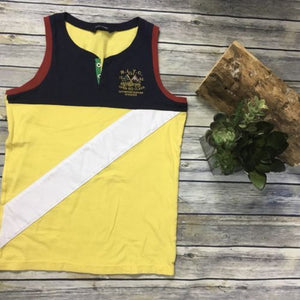Sml Ralph Lauren Tank Top (size Tag Missing Please Pay Attention To Measurements AA01