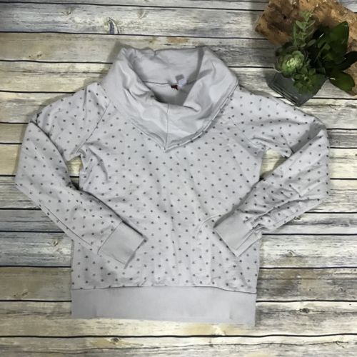 H&M Divided Sweater with stars and oversized collar - AM28