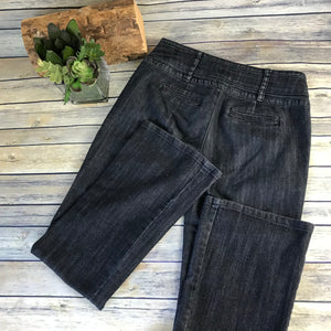 Boom boom Jeans Womens Denim Pants Dark Wash Size 9- AE16