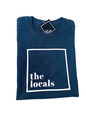 The Locals Crew Neck T-Shirt