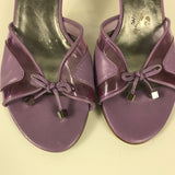 A. Marinelli Womens Heels Purple - EE29