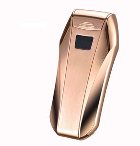 KING TUT Rose Gold Sizzle Lighter