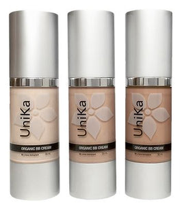 Organic BB Cream- Unika Cosmetics