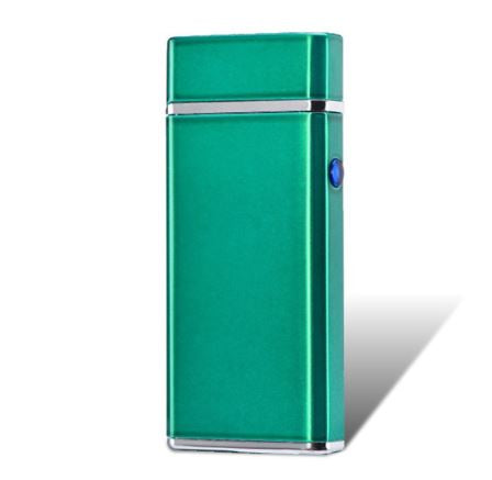 The Slim- Green- Sizzle Lighter