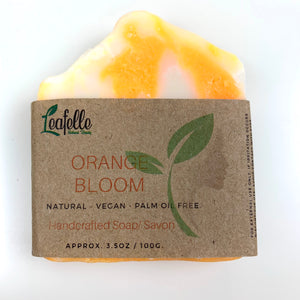 Orange Bloom Soap