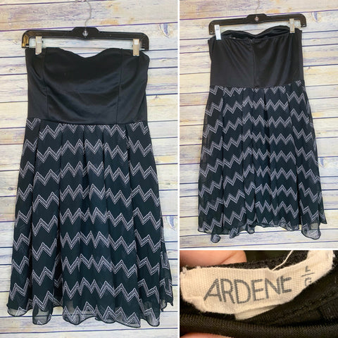 Large Ardene Strapless Dress