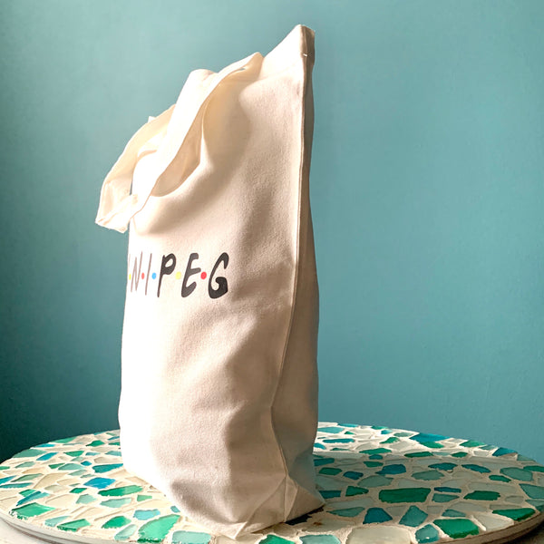 Winnipeg Friends Tote Bag