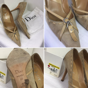 Size 8 Authentic Dior shoes