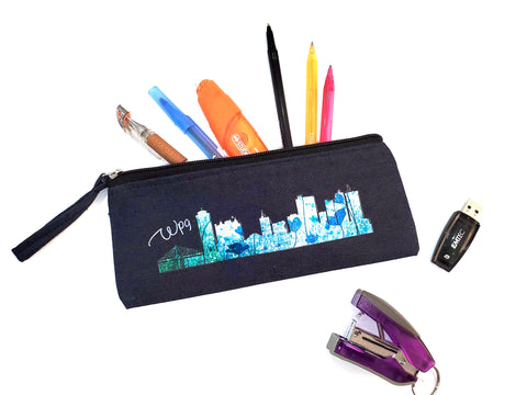 Winnipeg Pencil Case