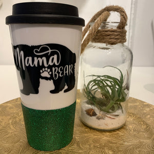 Mama Bear Coffee Tumbler