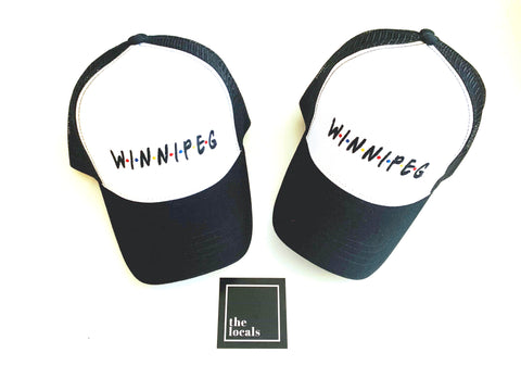 Winnipeg Friends Trucker Hat