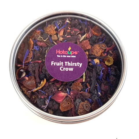 Fruit Thirsty Crow  Tea - Hotcups Canada