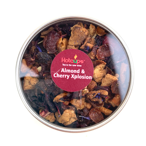 Almond & Cherry Xplotion Tea - Hotcups Canada
