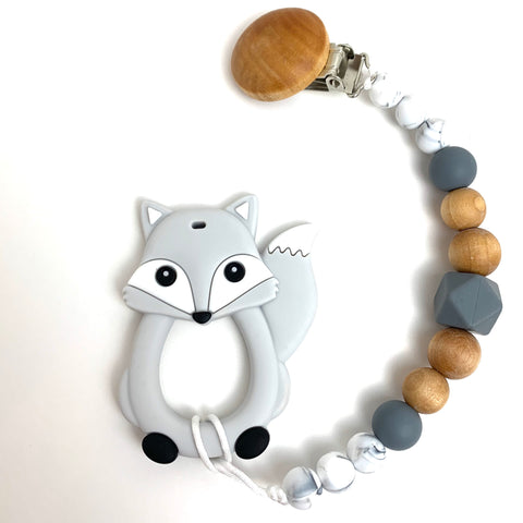 Racoon teething toy