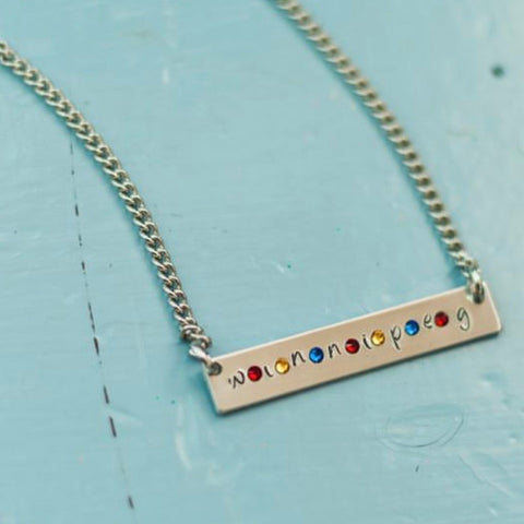 Winnipeg Friends Necklace - Pre Order
