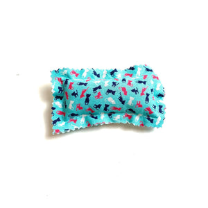 Small Blue Catnip Toy
