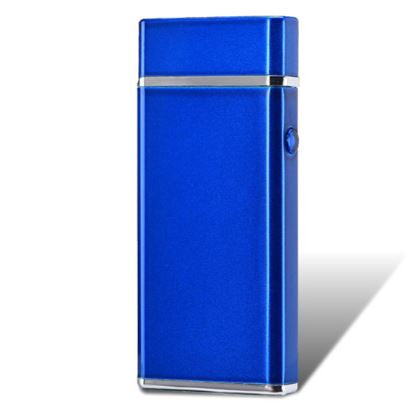 The Slim- Blue- Sizzle Lighter