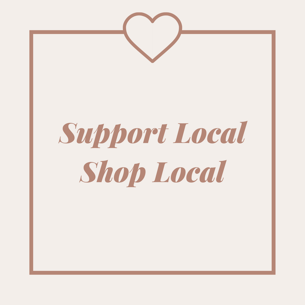 Support Local! Shop Local!